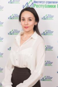 Ахметова Эльмира Ирековна