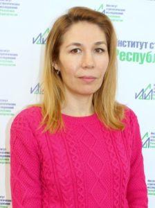 Шарафуллина Розалия Радмировна