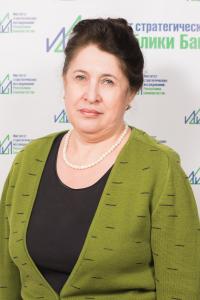 Насретдинова Лия Фаритовна