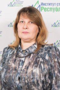 Утяшева Ирина Борисовна