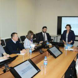 Российская гражданская идентичность обсуждена на семинаре Леокадии Дробижевой в Академии наук РБ