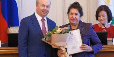 Сотрудники ИСИ РБ — в числе лучших финансистов Башкортостана