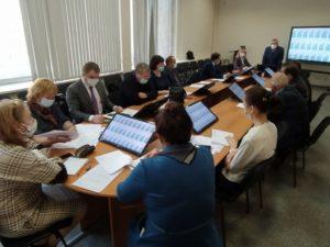 Прошло заседание ученого совета ИСИ РБ