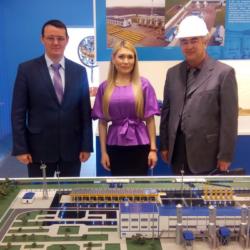 ЦСКА ИСИ РБ провел лекторий в Газпроме по теме «Современная этноконфессиональная ситуация в РБ»